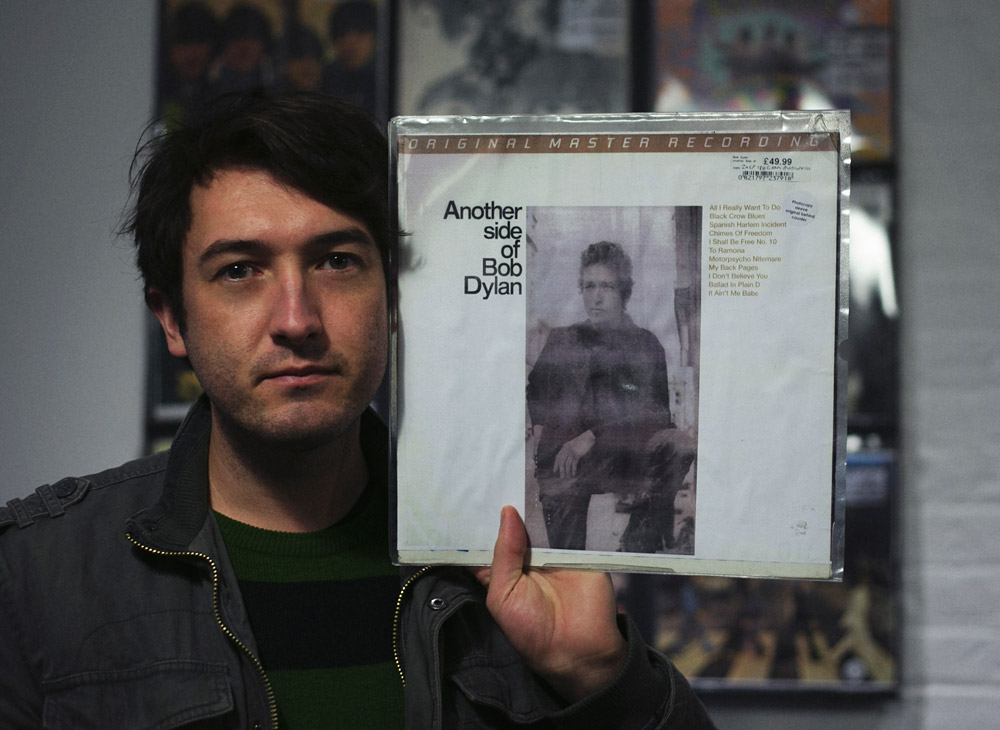 Record Shopping with Mikal Cronin