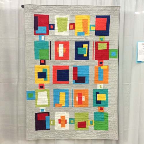 Blocks from the Crayon Box by Carolyn Griffith (Abilene, Texas)
