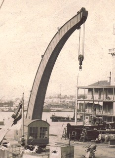 Fairbairn crane b
