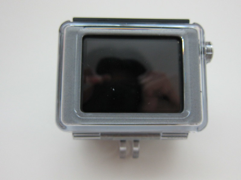 GoPro LCD Touch BacPac - With Touch BacPac Backdoor Front