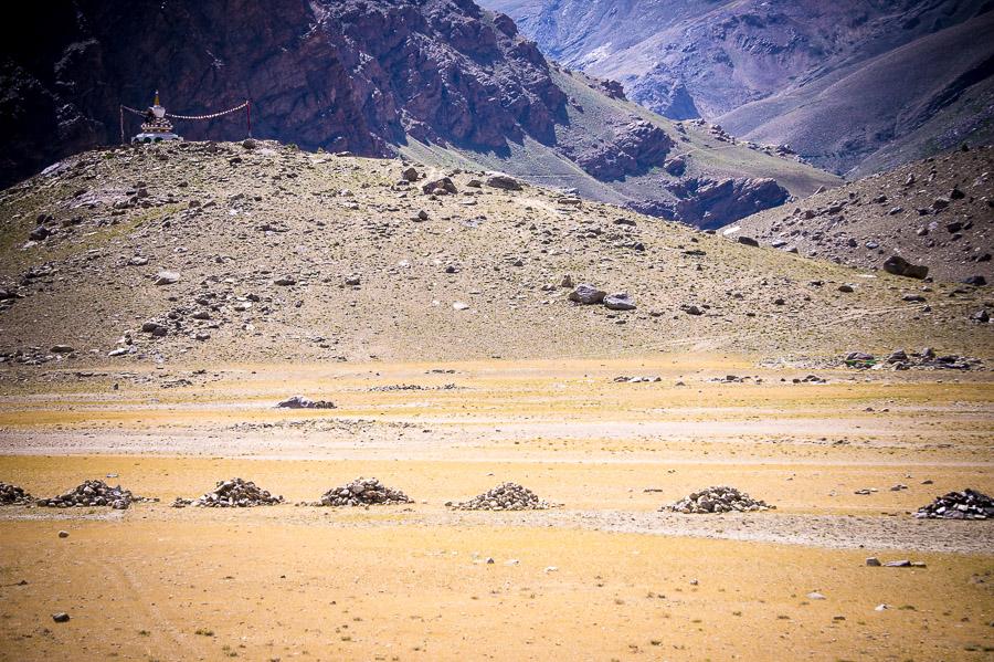 Долина Лунгнак, Долина Занскар (Заскар) © Kartzon Dream - авторские путешествия, авторские туры в Индию, тревел фото, тревел видео, фототуры