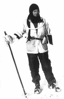Robert Falcon Scott, 1910