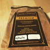 Coffee from Mexico, like it a lot! Too bad we had only one bag.
