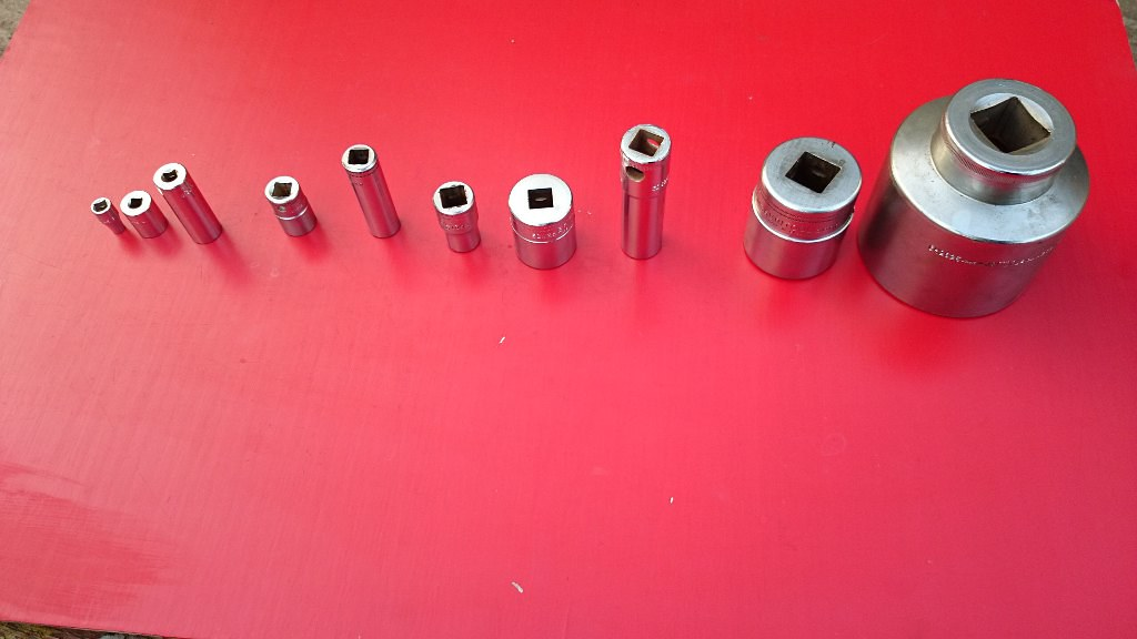 Gordon 11mm 3//8 Drive Metric Socket 12 Point Made In England