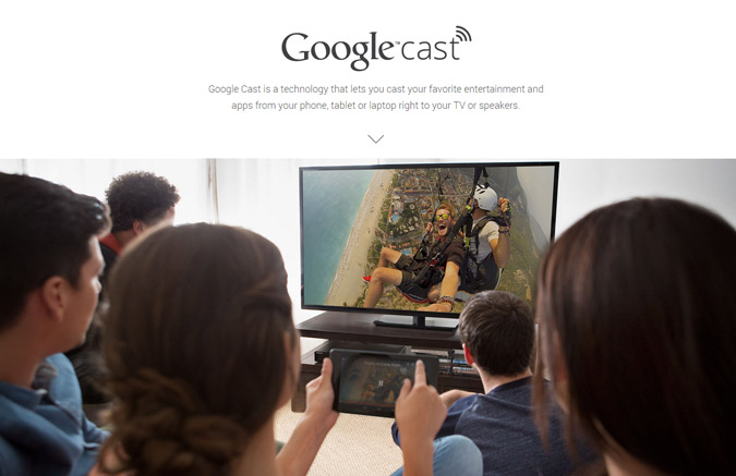 google cast geek chronicles