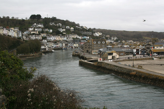 Looe and the Looe River