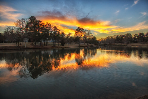 sunset lake love landscape photography raw poem friendship northcarolina inmybackyard valentinesday williambutleryeats gastonia heatherlock dorameulman