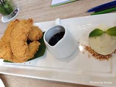 Lunch @ Serai, Paradigm Mall