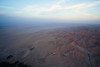 The Valley of the Queens and the Sahara desert at dawn, Luxor