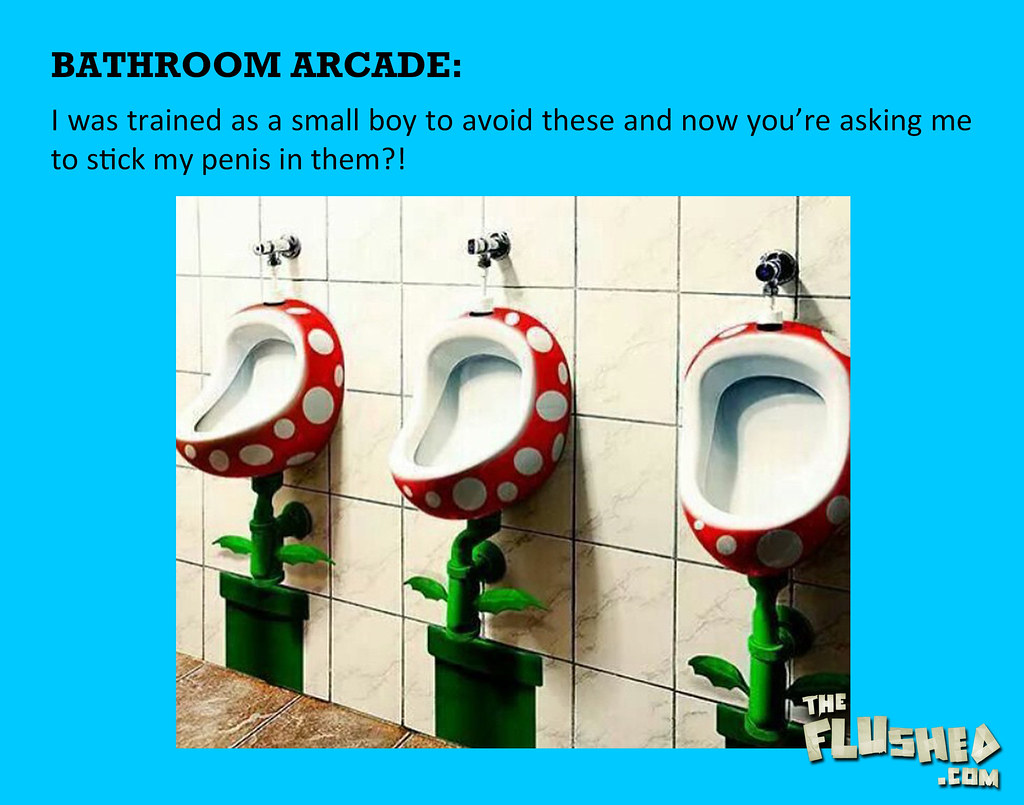 Bathroom Arcade