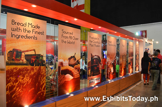Gardenia Exhibit Booth