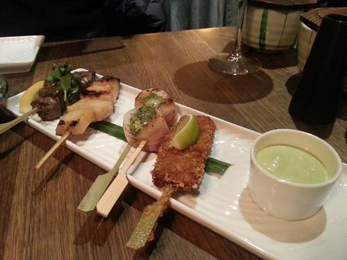 Sticks 'n' Sushi Greenwich