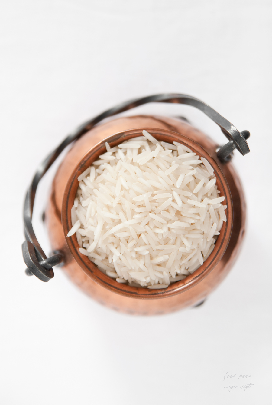 basmati rice milk