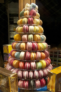 Italy - Florence - Shop window - Macaroons_DSC8772