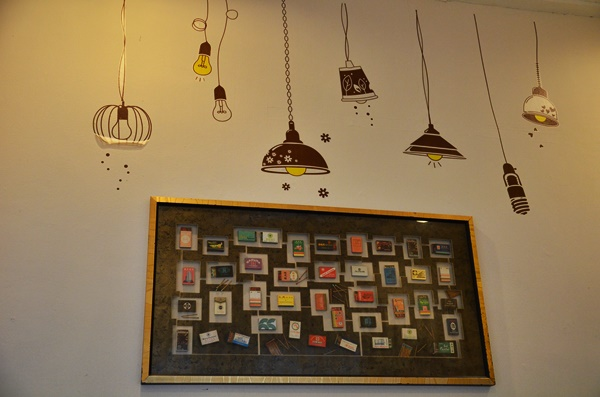 Interior of O Cafe 3