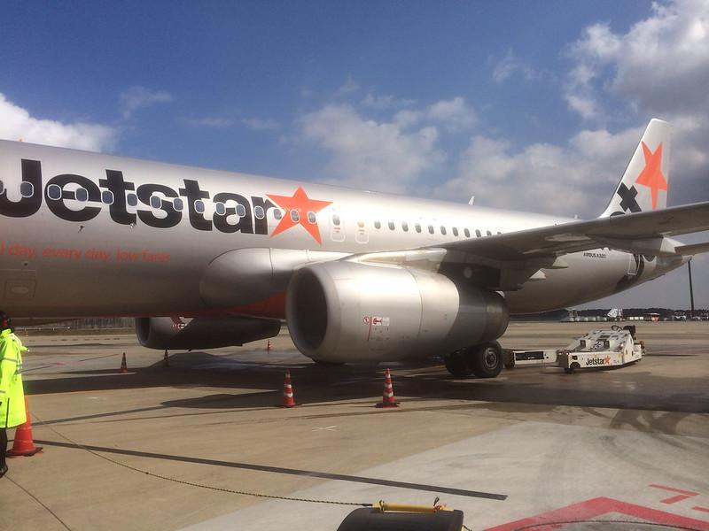 Jetstar GK403