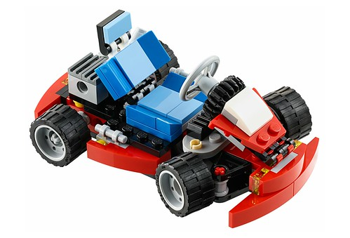 LEGO Creator 31030 Red Go-Kart 00