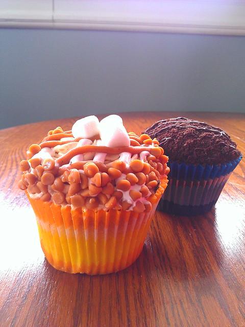 Cupcakes from Simona's