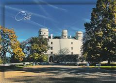 Castillo de Orlík nad Vltavou