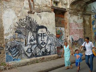 Las dos caras de Cartagena de Indias