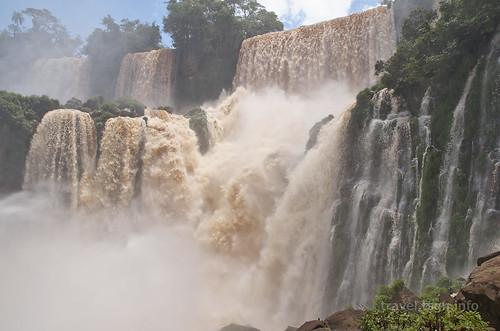【写真】世界一周 : イグアスの滝・ロワートレイル(2)