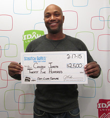 Cameron Joseph - $2,500 First Class Fortune