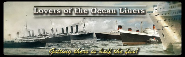 Lovers of the Ocean Liners FB Group