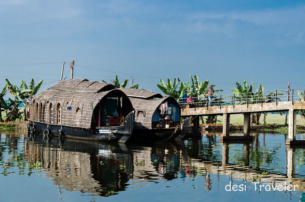 Kerala Houseboat Review