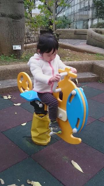 """【小貝貝日記】很愛講""""剛剛好""""的一歲11個月"""