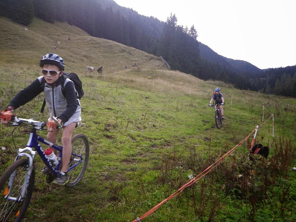 Jugendsport Lager Davos 2013