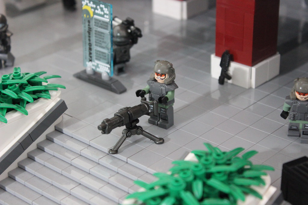LEGO Halo 3 ODST Uplift Nature Reserve: 3 | Be sure to check