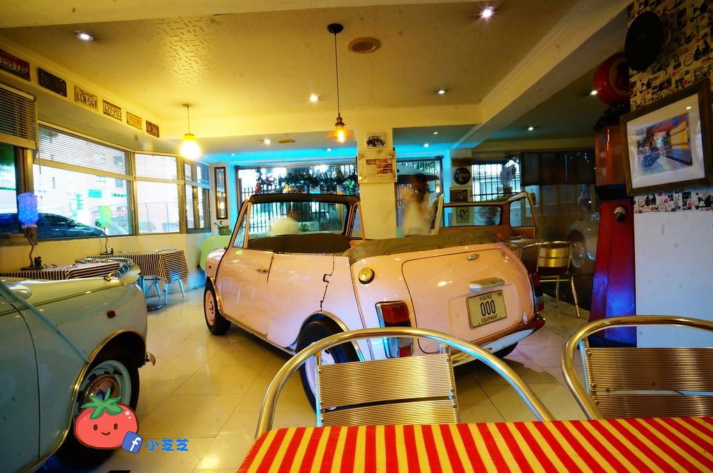 天母 PS BUBU汽車餐廳