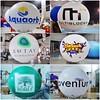 Nuestros mas recientes globos publicitarios! :balloon: • impresión de alta calidad! • publicidad efectiva!  Gracias clientes por preferirnos! #aquaorb #globospublicitarios #globohelio #publicidad #publicidadinflable #clientes