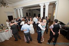 Rob & Laura Wedding: dance time