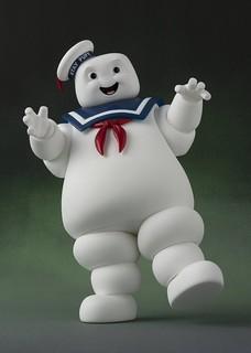 【新增官圖 & 販售資訊】S.H.Figuarts 《魔鬼剋星》棉花糖寶寶 Stay Puft Marshmallow Man