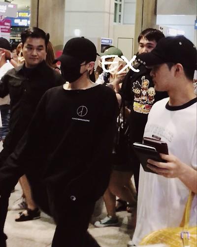 BIGBANG Arrival Seoul from Dalian 2016-06-26 (47)