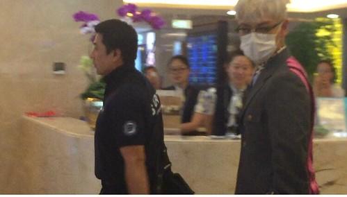 BIGBANG arrival Shenzhen by 总裁龙 2015-08-07 (3)