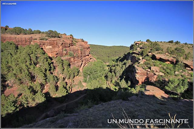 Pinar de Rodeno, Albarracín