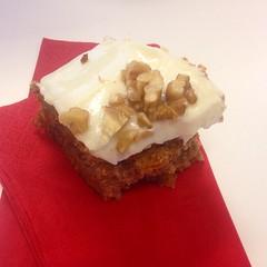 Takk til @vrangest som har bursdag. Det er bra for meg. #kake