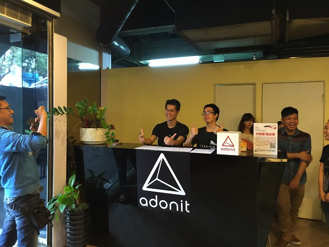 「Adonit 領略最真實的觸動」體驗會