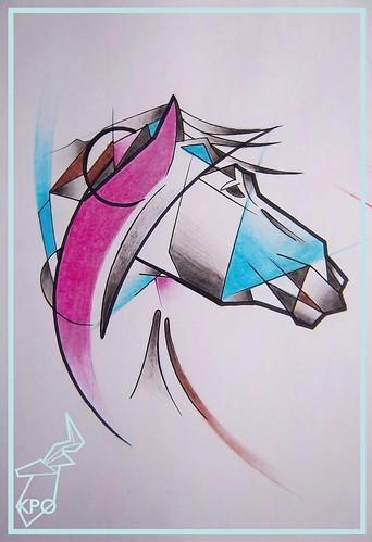 diseño avant garde tattoo ...brioso