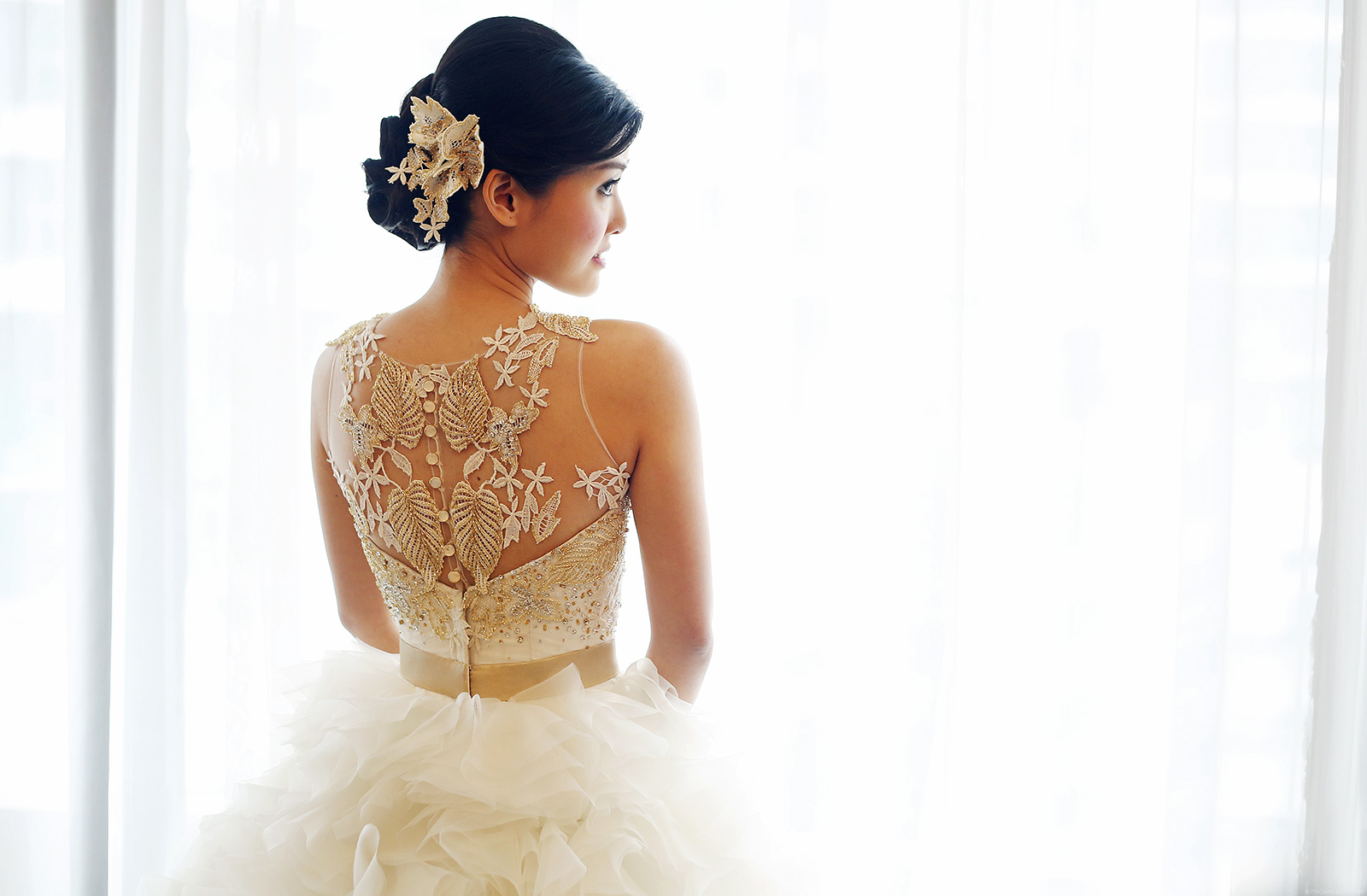 Lace And Gold Bridal By Camille Co | Camille Tries To Blog | Camille ...