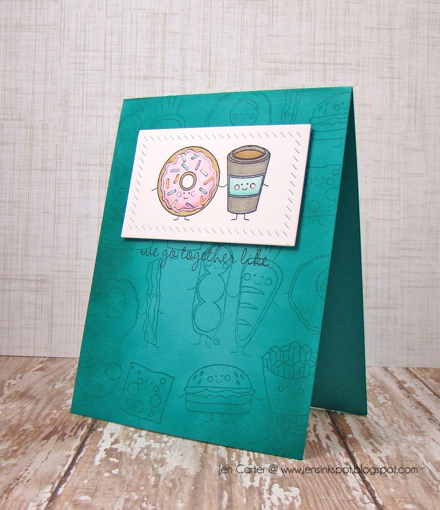 Jen Carter LID We Get Together Teal 31 WM wm