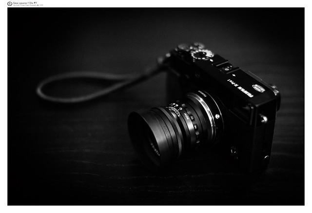Some cameras I like #1