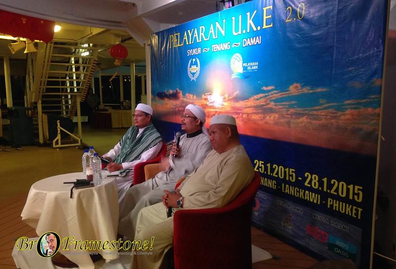 Tazkirah Ustaz Kazim Elias Pelayaran Islamik