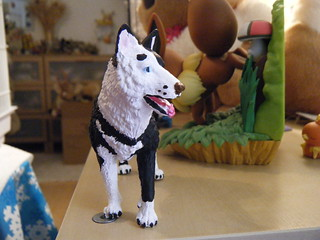 "Seeking Critique for first repaint (""China"" Dog) 15863846163_18d7cea38e_n"