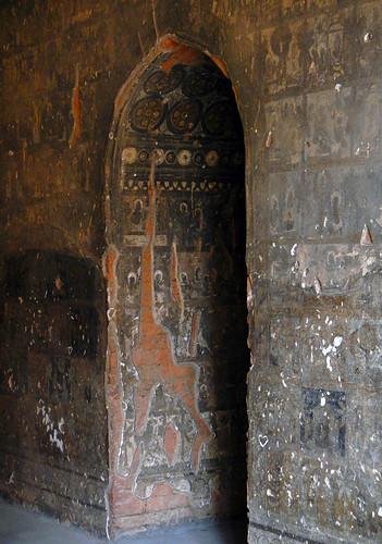 Bagan, Myanmar: Sein Nyet Pagoda Murals