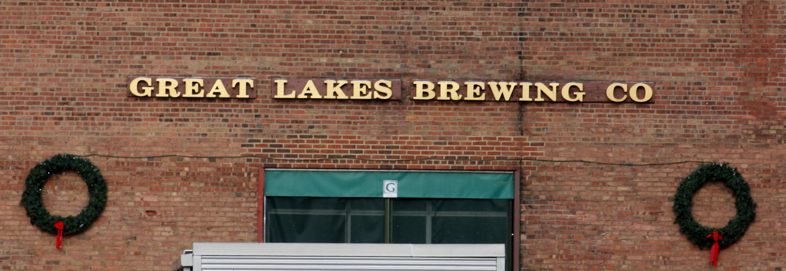 Great Lakes Brewing Co Sign