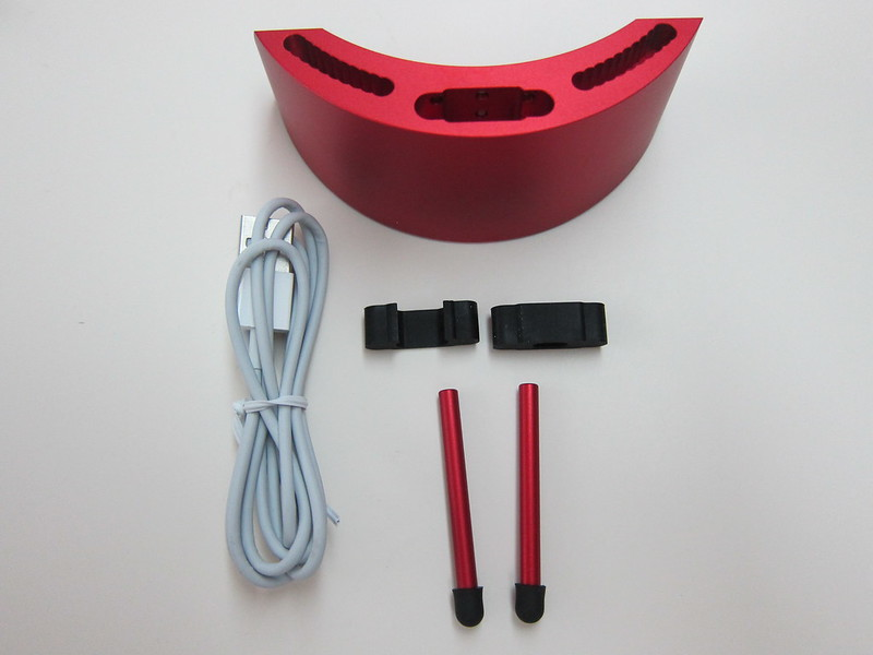 ARQ Dock 2.0 - Red