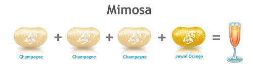 Jelly Belly Mimosa Recipe